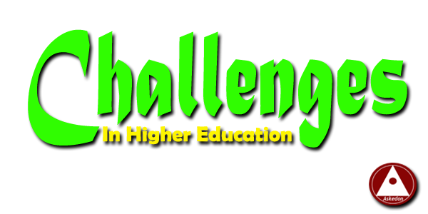 challenges in higher education