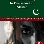 gender studies in pakistan