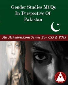 gender studies in pakistan