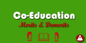 co-education merits and demerits