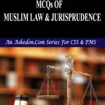 MCQs Of Muslim Law And Jurisprudence Part V