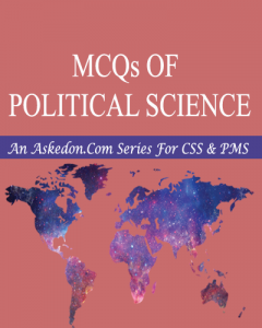 political science mcqs