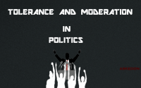 tolerance and moeradtion in politics