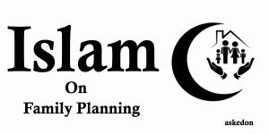 islam family planning