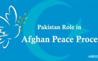 pakistan's role in afghan peace talk process