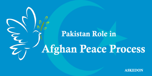 pakistan's role in afghan peace talk process