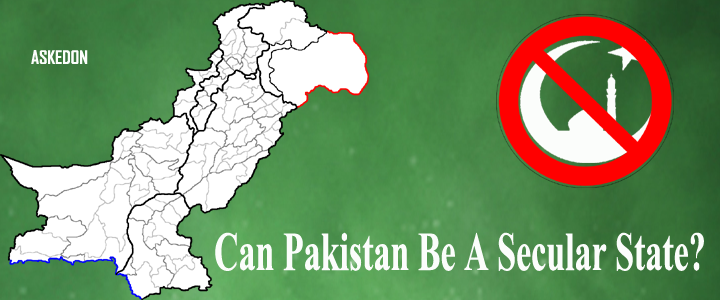 can pakistan be a secular state