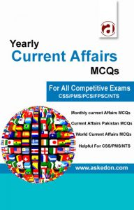 current affairs mcqs